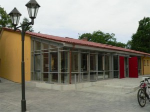 Gemeindehaus neu